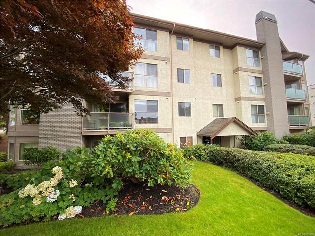 1597 Mortimer St #101, Saanich, BC V8P 3A7 (MLS #855808) :: Day Team Realty