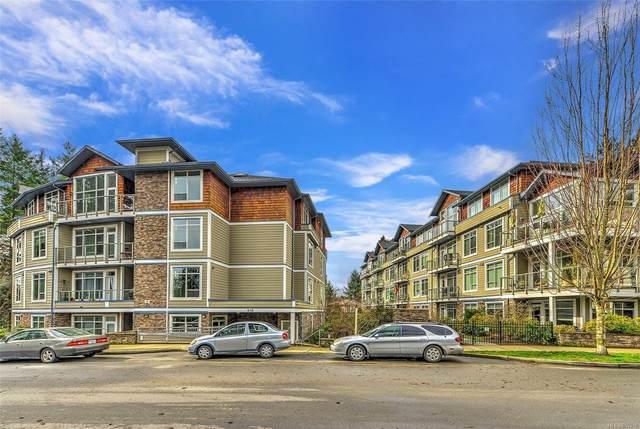 611 Goldstream Ave #406, Langford, BC V9B 2R5 (MLS #855919) :: Day Team Realty
