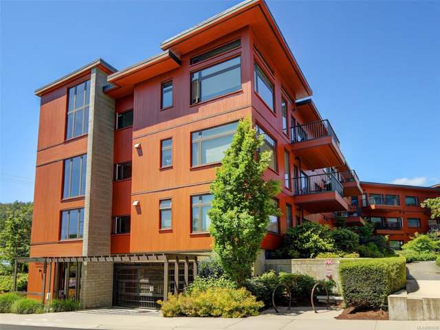 150 Nursery Hill Dr #208, View Royal, BC V9B 0P2 (MLS #855930) :: Day Team Realty