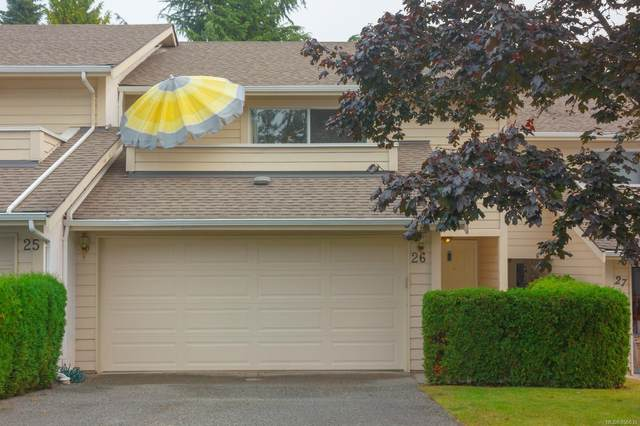 1287 Verdier Ave #26, Central Saanich, BC V8M 1H1 (MLS #856030) :: Day Team Realty