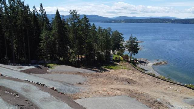 404 Lands End Rd Lot 4, North Saanich, BC V8L 5L9 (MLS #856067) :: Day Team Realty