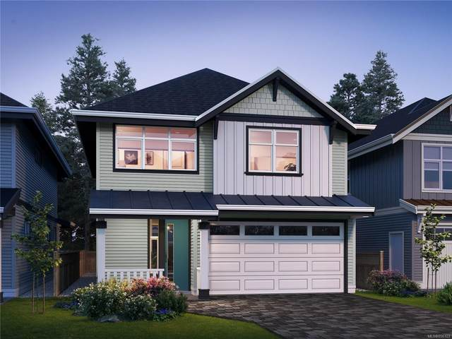 307 Seafield Rd, Colwood, BC V9C 0E7 (MLS #856103) :: Day Team Realty