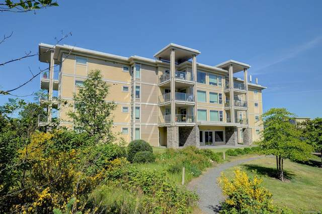 3234 Holgate Lane #408, Colwood, BC V9C 0A6 (MLS #856129) :: Day Team Realty