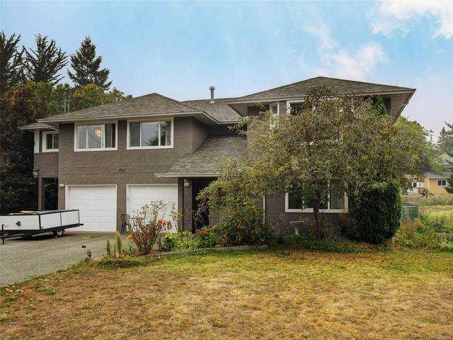 1265 Dunsterville Ave, Saanich, BC V8Z 2W9 (MLS #856258) :: Day Team Realty