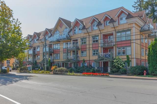 663 Goldstream Ave #105, Langford, BC V9B 2W8 (MLS #856369) :: Day Team Realty