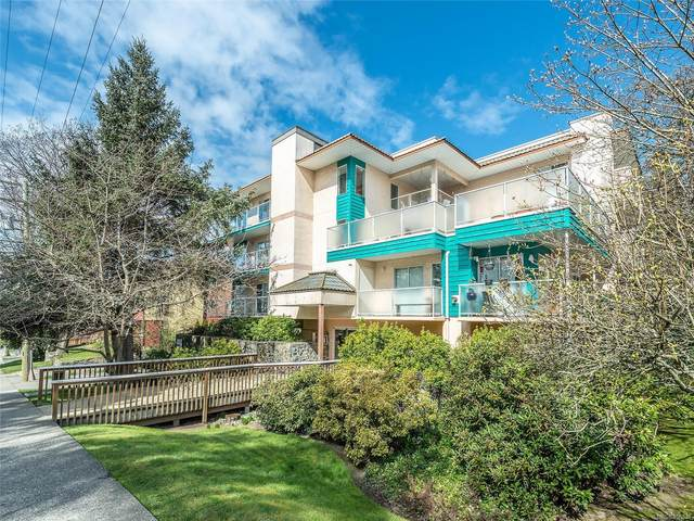 1032 Inverness Rd #301, Saanich, BC V8X 2S1 (MLS #856384) :: Day Team Realty