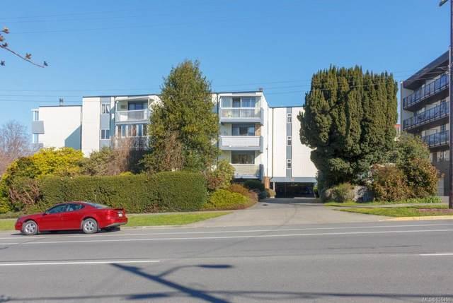 1188 Yates St #302, Victoria, BC V8V 3M8 (MLS #856406) :: Day Team Realty