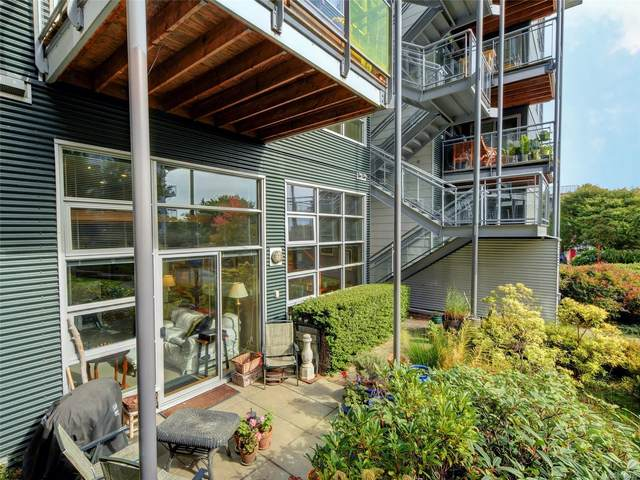 797 Tyee Rd #107, Victoria, BC V9A 7R4 (MLS #856429) :: Day Team Realty