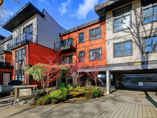 630 Speed Ave #110, Victoria, BC V8Z 1A4 (MLS #856452) :: Day Team Realty