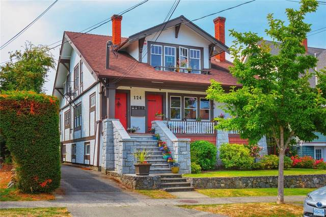 124 Linden Ave, Victoria, BC V8V 4E1 (MLS #857696) :: Day Team Realty