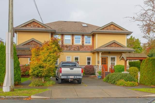 156 Linden Ave, Victoria, BC V8V 4E1 (MLS #858071) :: Day Team Realty