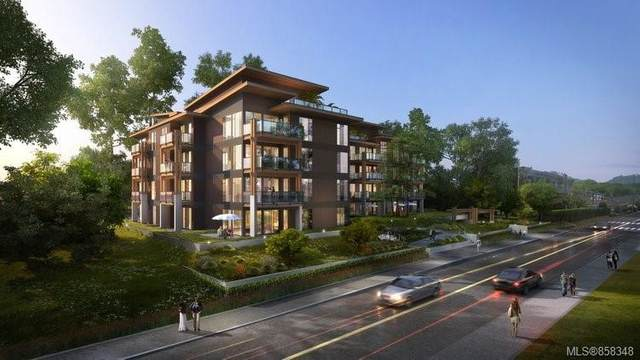 1700 Balmoral Ave #206, Comox, BC V9M 2N1 (MLS #858348) :: Day Team Realty