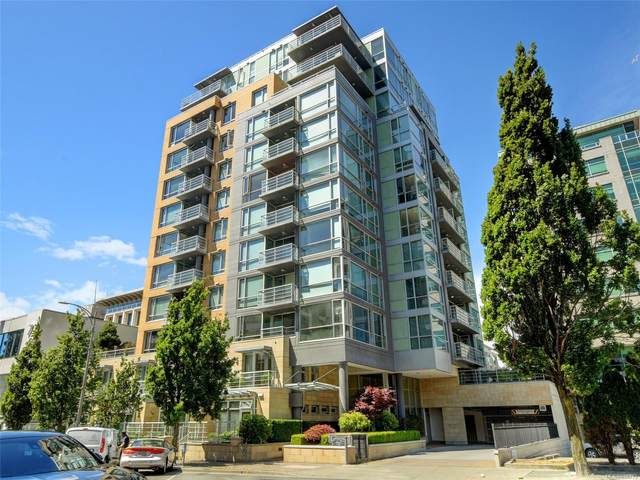 732 Cormorant St #602, Victoria, BC V8W 4A5 (MLS #858778) :: Day Team Realty