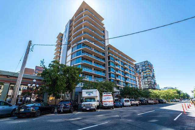 845 Yates St #1010, Victoria, BC V8W 4A3 (MLS #858863) :: Day Team Realty
