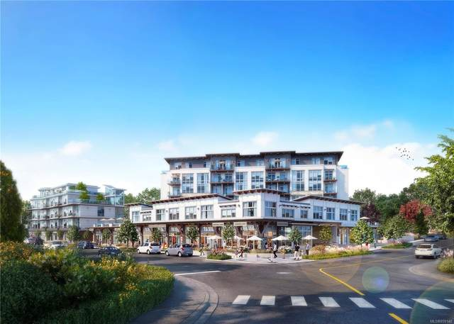 916 Lyall St #302, Esquimalt, BC V9A 5E6 (MLS #859140) :: Call Victoria Home