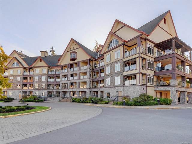 1375 Bear Mountain Pkwy #104, Langford, BC V9B 0C9 (MLS #859372) :: Day Team Realty