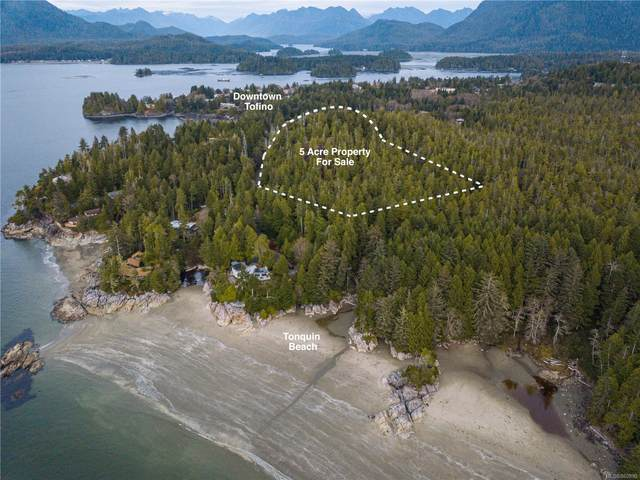 LOT 1 Tonquin Park Rd, Tofino, BC V0R 2Z0 (MLS #860890) :: Day Team Realty