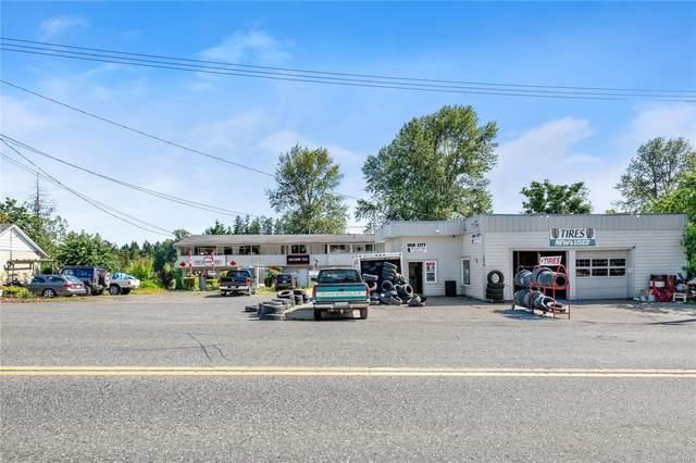 1672-1674 Cedar Rd, Nanaimo, BC V8X 1W1 (MLS #861243) :: Day Team Realty