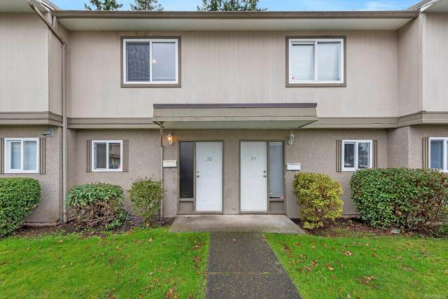 1720 13th St #20, Courtenay, BC V9N 6C1 (MLS #861283) :: Day Team Realty