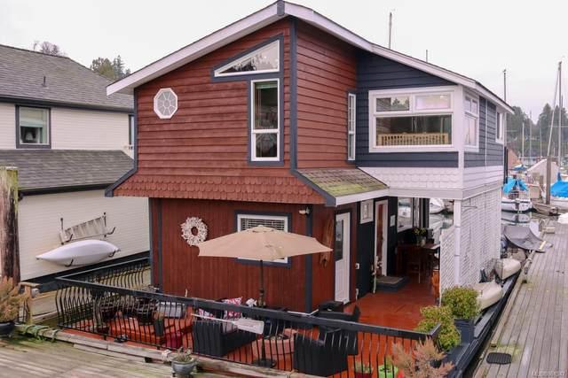 1705 Cowichan Bay Rd #3, Cowichan Bay, BC V0R 1N1 (MLS #861347) :: Day Team Realty