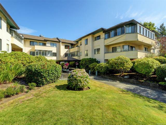 3900 Shelbourne St #201, Saanich, BC V8P 4H8 (MLS #861918) :: Day Team Realty