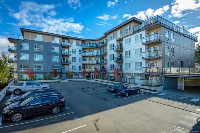3070 Kilpatrick Ave #310, Courtenay, BC V9N 0G7 (MLS #862400) :: Day Team Realty