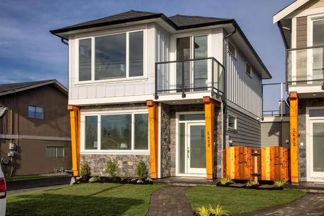 2450 Ocean Ave, Sidney, BC V8L 1T4 (MLS #862831) :: Day Team Realty