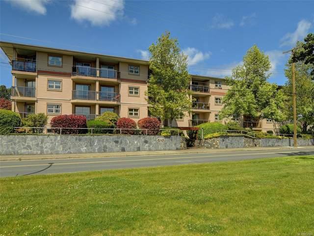 1694 Cedar Hill Cross Rd #208, Saanich, BC V8P 2P7 (MLS #862848) :: Day Team Realty