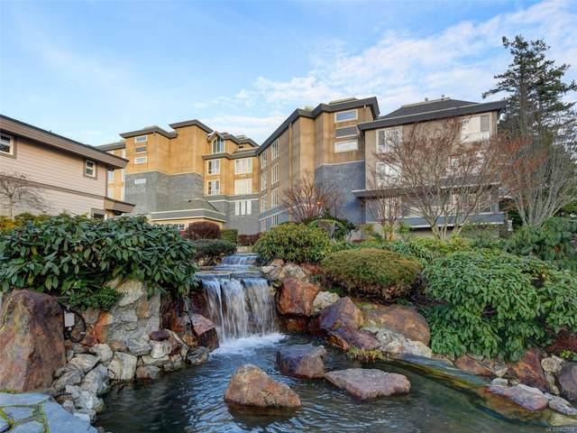 940 Boulderwood Rise #401, Saanich, BC V8Y 3G5 (MLS #862924) :: Day Team Realty