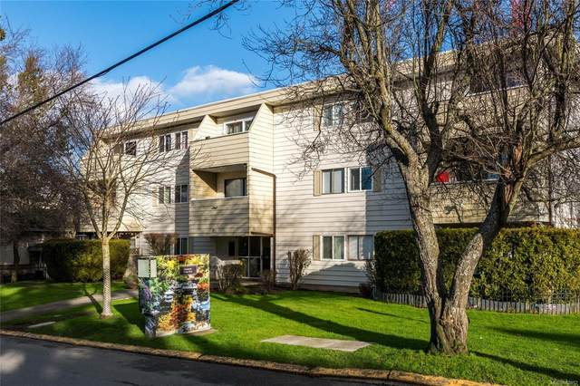 611 Constance Ave #203, Esquimalt, BC V9A 6N8 (MLS #862952) :: Day Team Realty