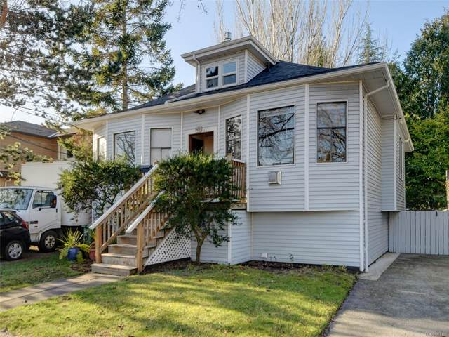 422 Powell St, Victoria, BC V8V 2J4 (MLS #863106) :: Day Team Realty