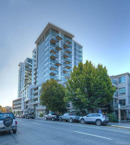 989 Johnson St #305, Victoria, BC V8V 3N7 (MLS #863226) :: Day Team Realty