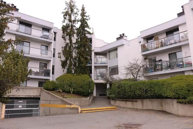 290 Regina Ave #205, Saanich, BC V8Z 6S6 (MLS #863488) :: Day Team Realty