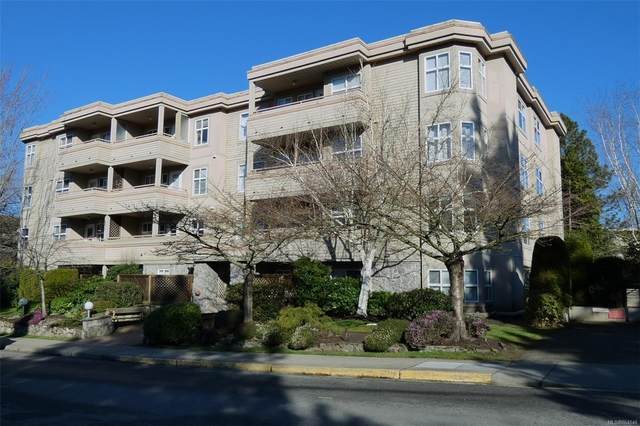 1580 Christmas Ave #305, Saanich, BC V8P 2X2 (MLS #864046) :: Day Team Realty