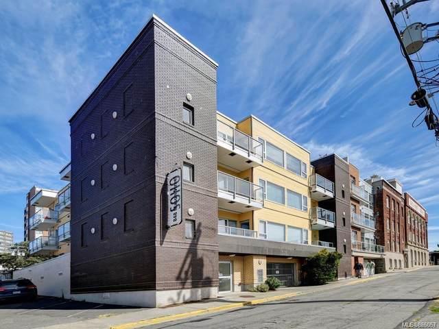 848 Mason St #304, Victoria, BC V8W 1R2 (MLS #866067) :: Call Victoria Home