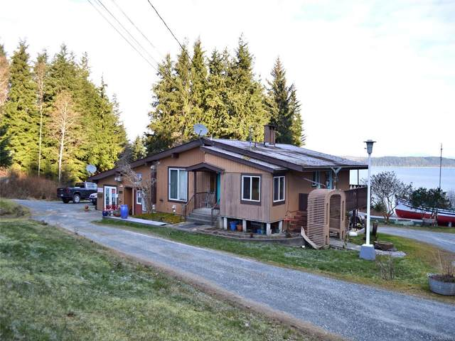 390&241 Poplar Rd, Alert Bay, BC V0N 1A0 (MLS #866178) :: Call Victoria Home