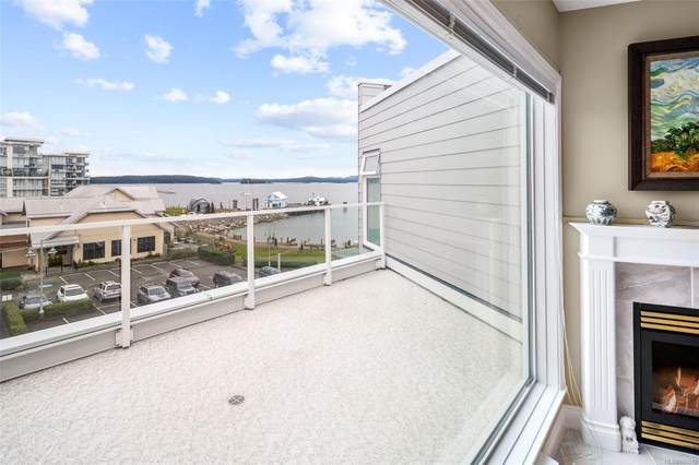 2550 Bevan Ave #401, Sidney, BC V8L 5Y5 (MLS #866515) :: Call Victoria Home