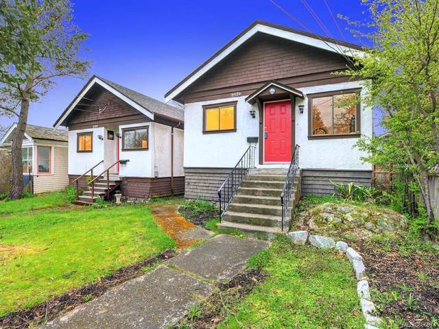 2524/2526 Belmont Ave, Victoria, BC V8R 4A4 (MLS #866974) :: Day Team Realty