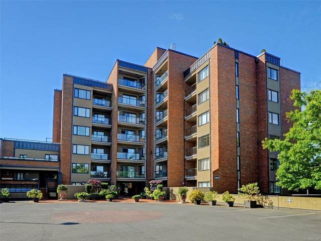 105 Gorge Rd E #209, Victoria, BC V9A 6Z3 (MLS #867287) :: Day Team Realty