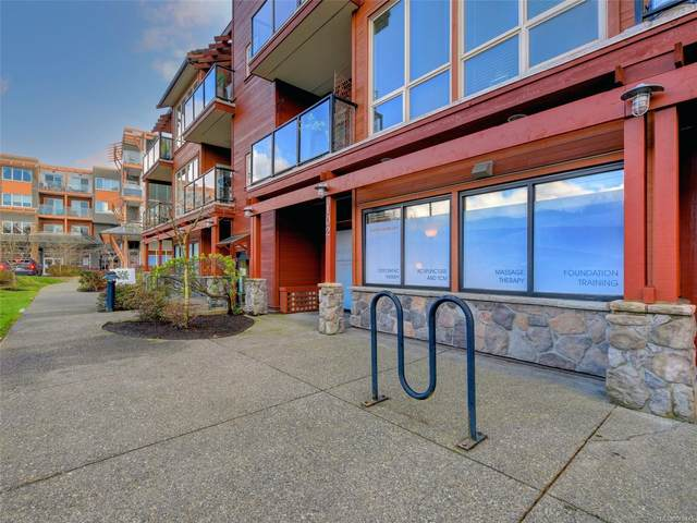 627 Brookside Rd #102, Colwood, BC V9C 0C3 (MLS #869445) :: Call Victoria Home