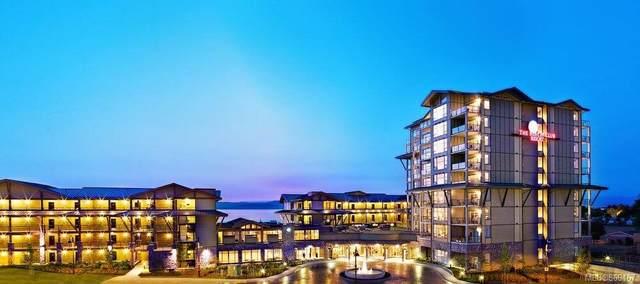 181 Beachside Dr 506B, Parksville, BC V9P 0B1 (MLS #869467) :: Pinnacle Homes Group