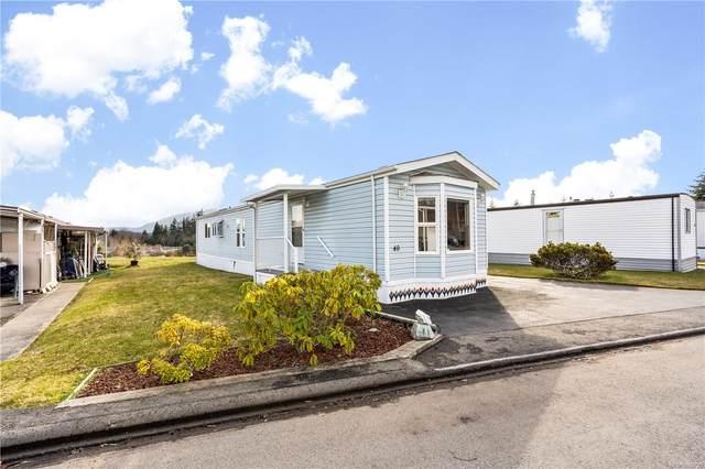 6245 Metral Dr #40, Nanaimo, BC V9T 6P8 (MLS #869725) :: Call Victoria Home