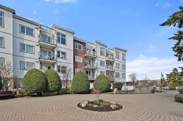 4394 West Saanich Rd #211, Saanich, BC V8Z 0B5 (MLS #870126) :: Call Victoria Home