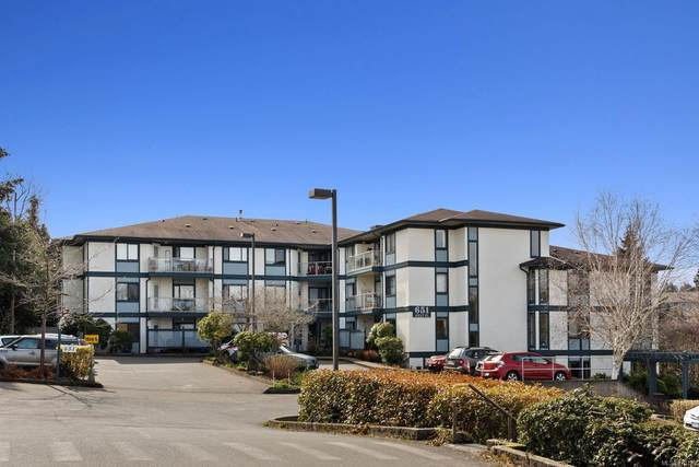 651 Jolly Pl #207, Saanich, BC V8Z 6R9 (MLS #870196) :: Call Victoria Home