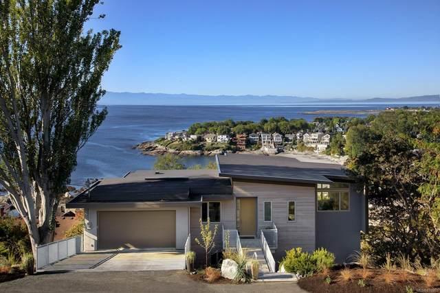 127 Barkley Terr, Oak Bay, BC V8S 2J5 (MLS #870265) :: Call Victoria Home