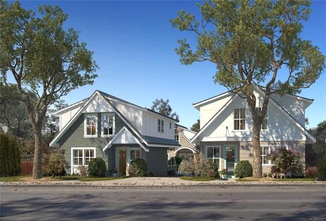 3103 Washington Ave #4, Victoria, BC V9A 1P8 (MLS #870331) :: Call Victoria Home