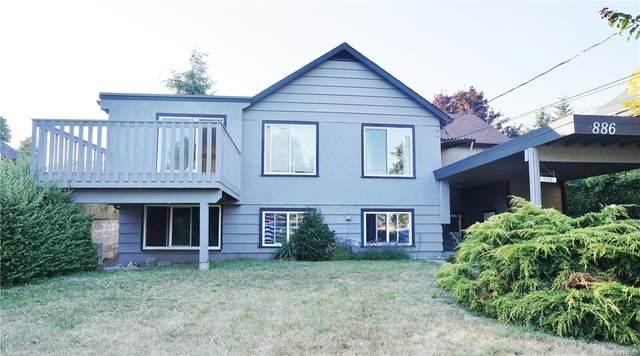 886/886A Dunsmuir Rd, Esquimalt, BC V9A 5B7 (MLS #870626) :: Call Victoria Home