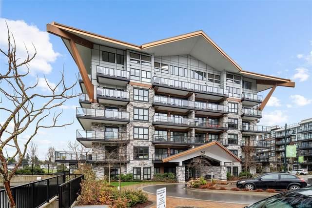 747 Travino Lane #410, Saanich, BC V8Z 0E2 (MLS #870802) :: Call Victoria Home