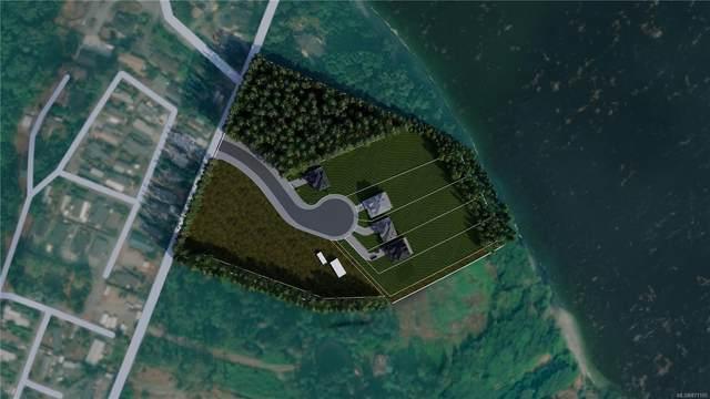 LT 2 Eagle Shores Lane, Cowichan Bay, BC V0R 1N2 (MLS #871105) :: Call Victoria Home