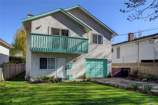 1444 Walnut St, Victoria, BC V8R 1Y8 (MLS #871106) :: Call Victoria Home